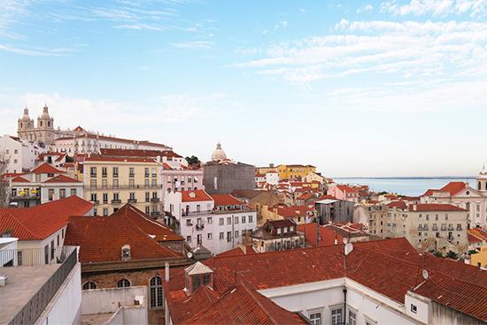 Tours em Portugal - Lisboa de dia
