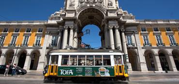Tours Portugal - Lisboa de dia