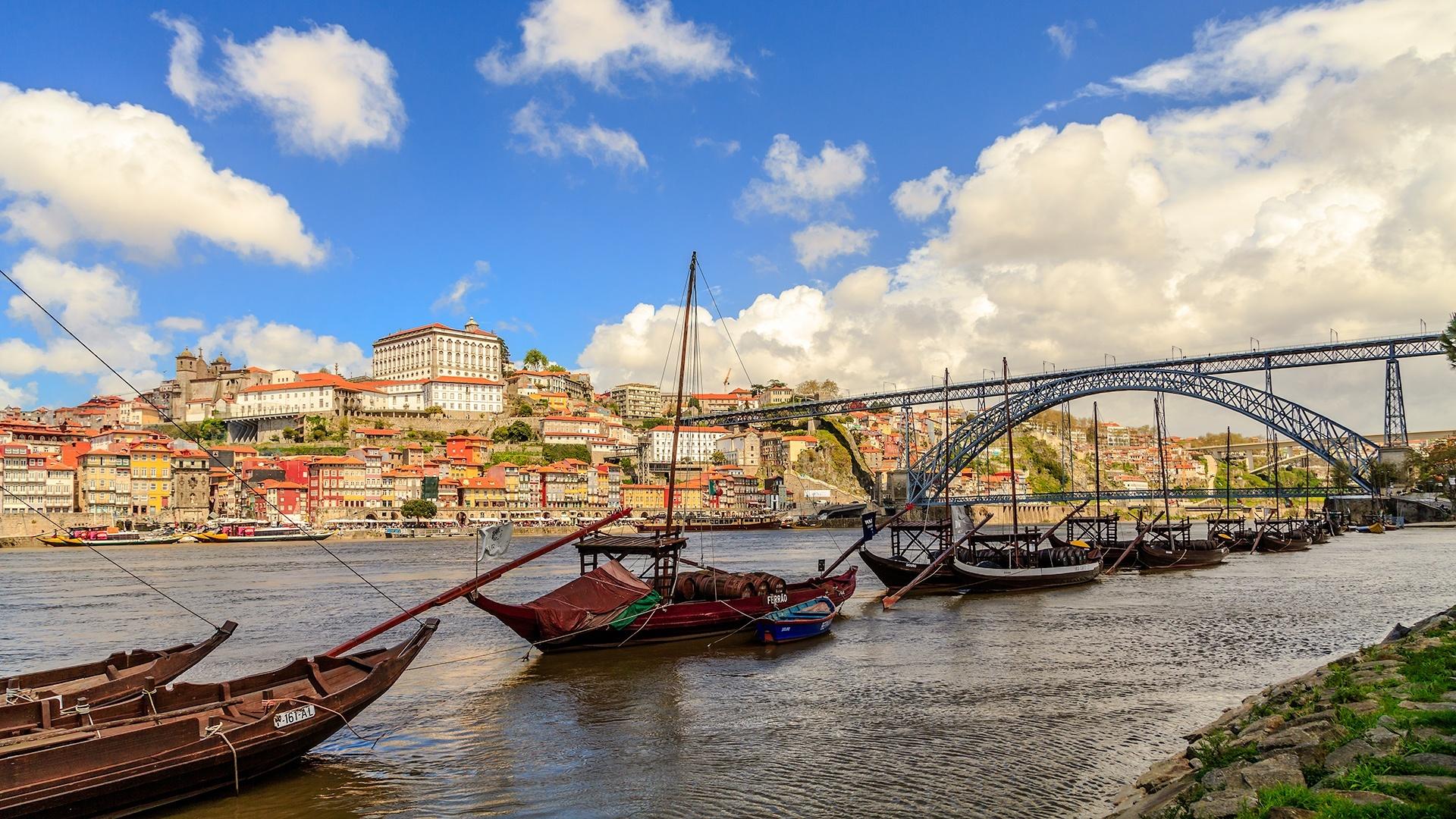 Tours em Portugal - Porto
