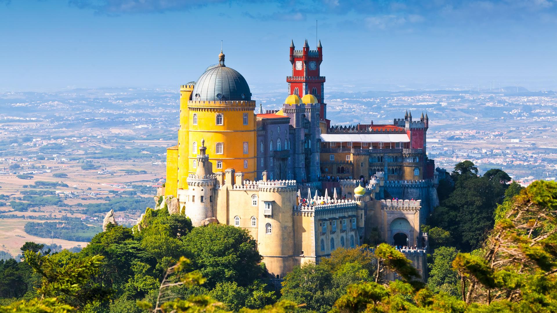 Tours em Portugal - Sintra / Cabo da Roca