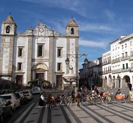 Lisboa «» Évora