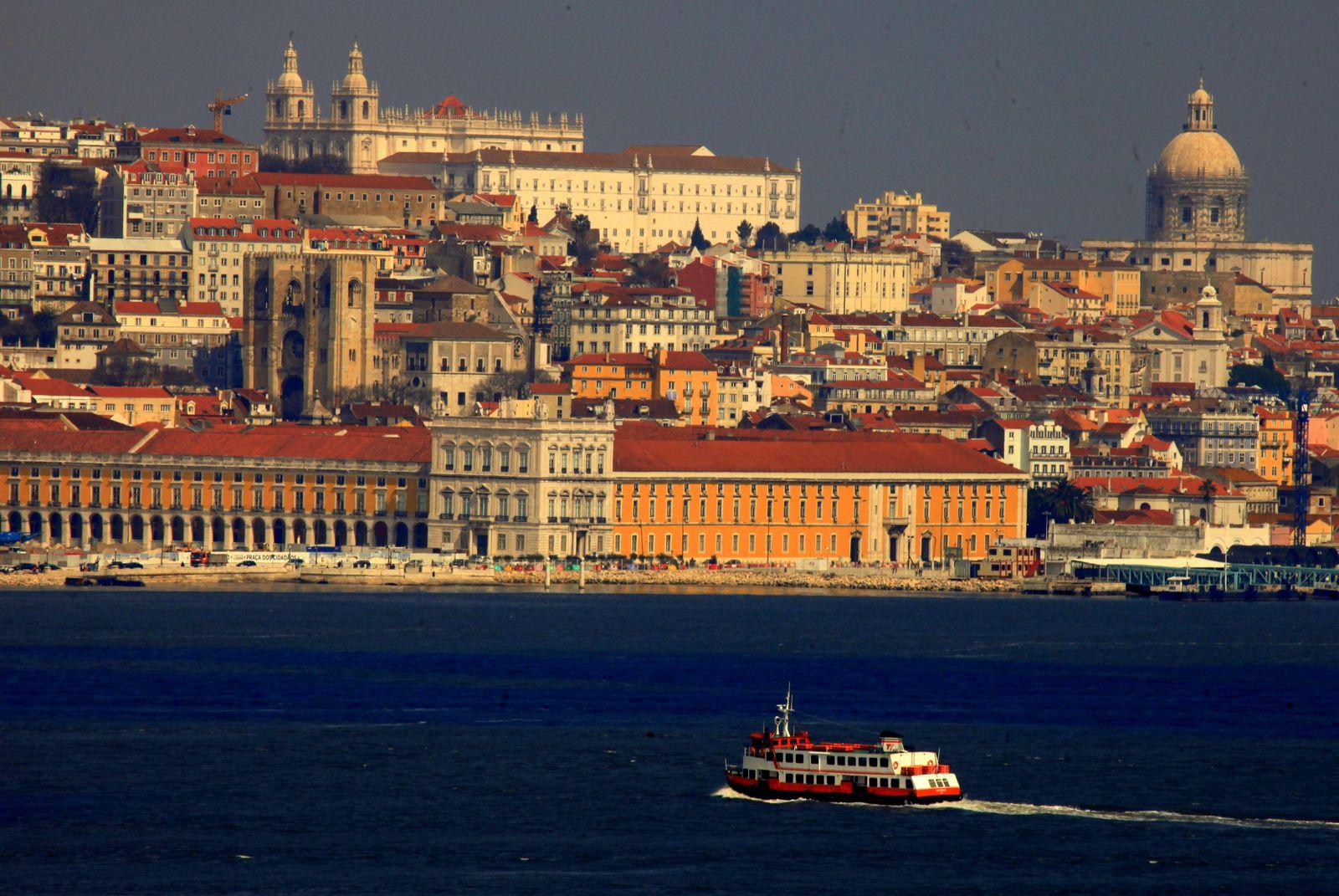 Transfer dentro de Lisboa
