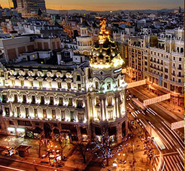 Transfers em Portugal - Lisboa «» Madrid
