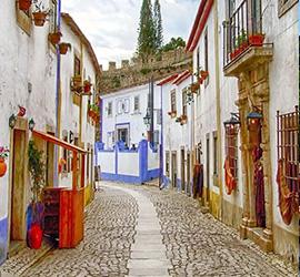 Lisboa «» Óbidos